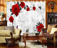 Red Bedroom Curtains Compare Prices On Red Bedroom Curtains Online Shopping Buy Low