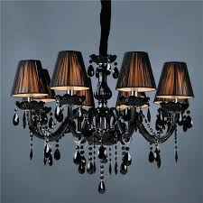 black chandelier with crystal glamorous and chandeliers stunning home depot all c medium size of large globe