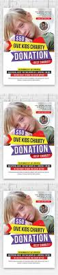 Donation Flyer Template Custom 48 Best Top Charity Flyer Template Images On Pinterest In 48