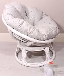 Furniture: Cheap Brown Modern Mini Papasan Chair Design - Papasan Chair Base