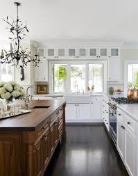 Cabinets Above Window Kitchen Kitchen Oak Kitchen Cabinets
