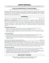 Maintenance Technician Resume Sample Sample Diesel Mechanic Resume
