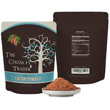 Dutch bros coffee reviews and shop.dutchbros.com customer ratings for march 2021. Amazon Com The Cocoa Trader Dutch Processed Brown Cocoa Powder All Natural Alkalized Unsweetened Cocoa With Smooth Mellow Flavor Use In Baked Goods Coffee Smoothies And Shakes 1 Lb