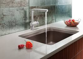 The New Blanco Silgranit Ii Vision Designer Sink Offers Luxurious