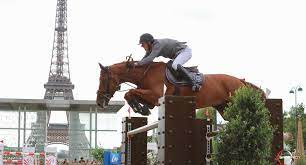 Jos Verlooy & Igor Top €60,400 Le Figaro GCL Individual Class CSI 5* at  Longines Paris Eiffel Jumping – JUMPER NEWS