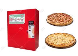 Vending Machine Pizza Maker Simple Fast Food Sandwich Pizza Vending Machine Snack Food Vending