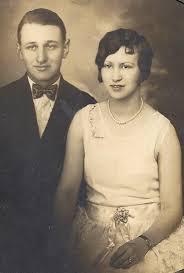 Lee Landis with wife Erma (Smith) Landis