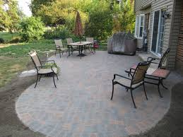 Inexpensive Paver Patio Designs Outdoor Patio Paved Ideas Paver Pictures Design And Yard