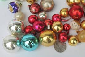 Glass Balls For Decoration Christmas decorations holiday ornament floral picks mercury 88
