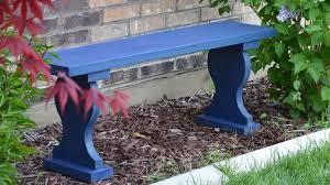 outdoor garden bench her tool belt