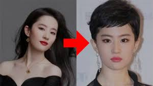 Chinese Woman Hair Style 11 chinese female celebrities look worse with short hair youtube 7833 by wearticles.com
