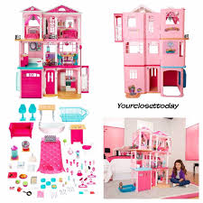 pink dolls house furniture. Picture 1 Of 9 Pink Dolls House Furniture N