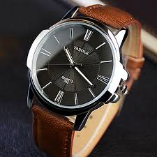 Newest YAZOLE <b>Mens Watches</b> Top Brand Luxury Blue Glass ...
