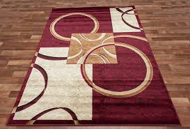 area rug red two tone brown beige ter rug skip to the end of the images gallery