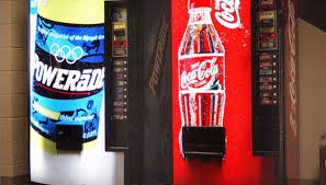 Soda Can Vending Machine Mesmerizing How To Buy Soda Vending Machines Bizfluent