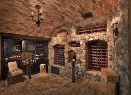 home wine room lighting effect. Domed Walls And Stone Cladding Transform This Modest Wine Cellar Into A Luxury Cave. Lots Of Decorative Features For Gothic Effect, Small Lighting Home Room Effect P