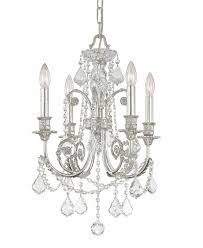home breathtaking mini bronze crystal chandelier 6 silver mini bronze crystal chandelier