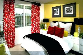 Red Black And White Bedroom Ideas Decor Full Size Design – Ideas ...