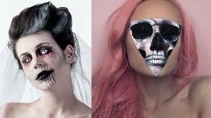 simple easy makeup zombie walking dead person look 2