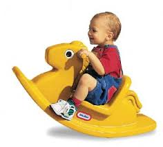 Image result for little tikes rocking horse