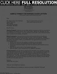 Nursing Cover Letters Graduate Nurse Resume And Letter R Sample