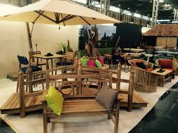 chic teak furniture. interesting chic chic teak exhibition at grand designs live birmingham and furniture e