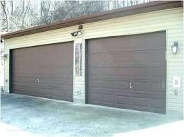 how do you install a garage door sears door installation sears garage door installation cost sears