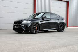 G-Power Throws A Punch At BMW X6 M With 3-Stage Power Upgrade ...