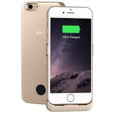 Купить <b>Чехол</b>-<b>аккумулятор</b> InterStep для <b>iPhone</b> 7 Gold (IS-AK ...