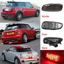 2011 Mini Cooper Brake Light Bulb Us 105 29 10 Off For 07 08 09 10 11 12 Mini Cooper S Jcw R56 R57 Smoke Clear Led Rear Bumper Fog Lamp Light In Car Light Assembly From Automobiles