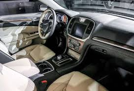 2018 chrysler 300 interior. exellent 2018 main characteristics of the new chrysler 300 srt interior the dose  elegance provides an analog clock that is located above touchscreen display throughout 2018 chrysler interior