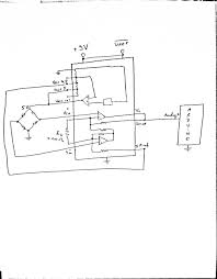 Wiring diagram instrumentation lifier problem of noise with