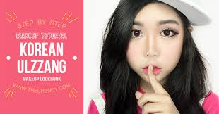 beauty travel lifestyle thechency s diary tutorial korean ulzzang makeup