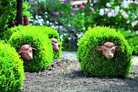 garden decoration. Creative Gartendeko Garden Decoration, Design Ideas Decoration