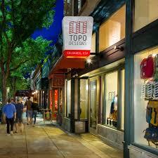 Topo Designs Denver Co Topo Designs Store Ft Collins Co