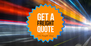 Freight Shipping Quote Gorgeous Third Party Logistics Companies With LTL Quotes LTL Freight Shop