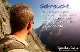 Sehnsucht Ist Heimweh Spruch Sprüche Suche