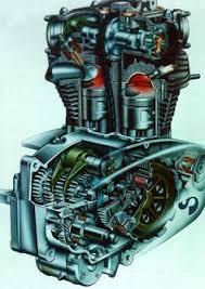 exploded view of weber 40 dcoe 2 engine sunday salon the yamaha xs650 originality is overrated