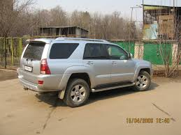 2004 Toyota 4runner Images, 3995cc., Gasoline, Automatic For Sale