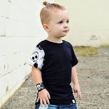 The new streaked haircuts for toddler boys in medium length hair is an awesome way to groom his medium soft curls with bangs. 21 Best And Cute Toddler Boy Haircuts Parenting Healthy Babies