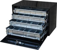 truck toolbox with drawers. single drop open door, tractor drawer toolboxes truck toolbox with drawers b