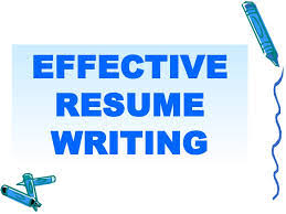 Tips For An Effective Resumes Effective Resume Writing Tips To Get The Job All About