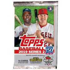 Buy and sell baseball, football, basketball, and hockey cards online with comc. Topps 2019 Series 2 Baseball Card Packs Bob S Stores