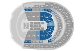 Bridgestone Arena Seating Chart Virtual Interactive Concert Seating Charts Related Keywords