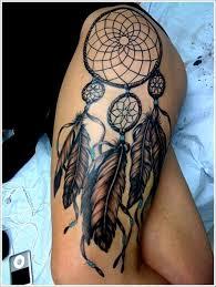 Native Dream Catcher Tattoos Native American dreamcatcher tattoo TattooMagz 18