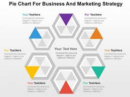 Hexagons For Business And Marketing Strategy Powerpoint