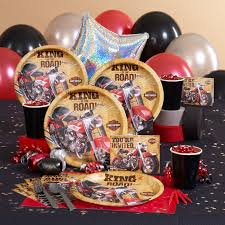 Harley Davidson Party Decorations Similiar Harley Davidson Birthday Decorations Keywords