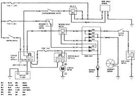 starter motor relay wiring diagram wiring diagram square d motor starter wiring diagram image about