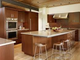 Modern Light Hardwood Floors With Dark Cabinets 53 Charming Kitchens Wood Throughout Concept Ideas