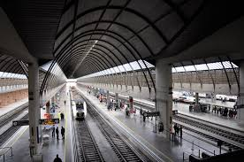 Seville-Santa Justa railway station